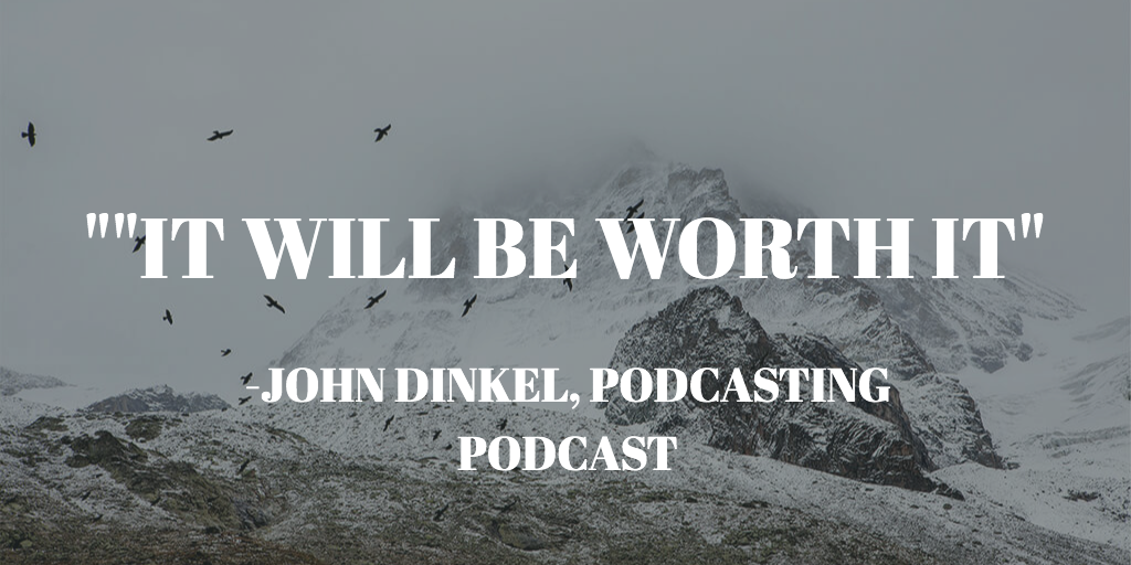 podcasting quote